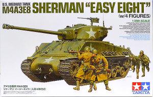 M4A3E8シャーマン イージー・エイト 1/35 タミヤ
