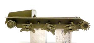 M4A3E8シャーマン イージー・エイト HVSSサスペンション