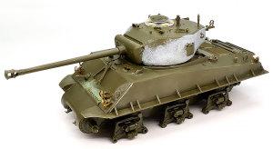 M4A3E8シャーマン イージー・エイト 組立て完了