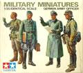 ドイツ・将校セット 1/35 タミヤ